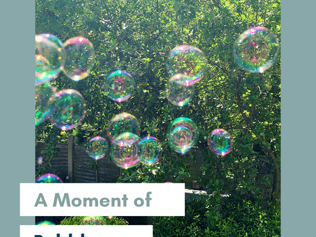 A Moment of Bubble