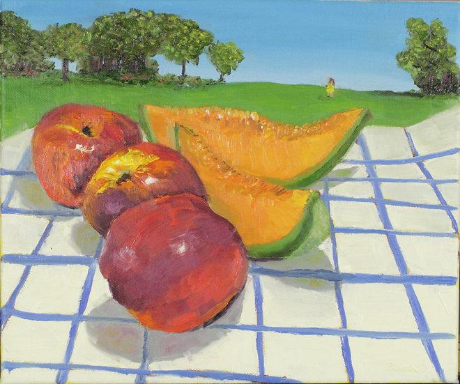 Summer is here - Original Painting