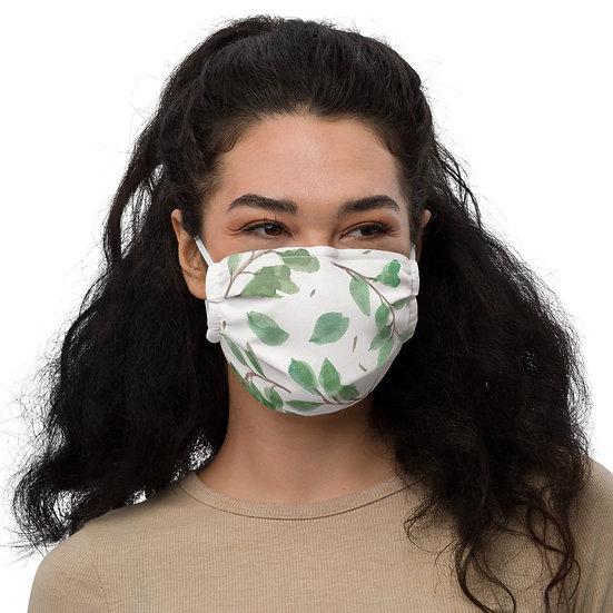 Face mask - Foliage