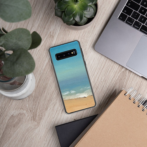 Samsung Case - A Moment of Sea