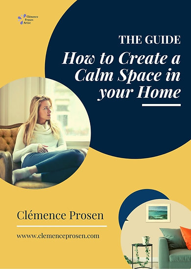 Guide: How to create a Calming Space in Your Home