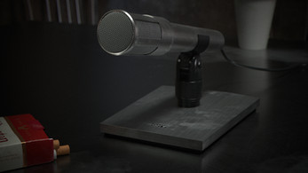 Interrogation Room Closeup 2
