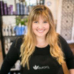 Christy Helmer hairstylist