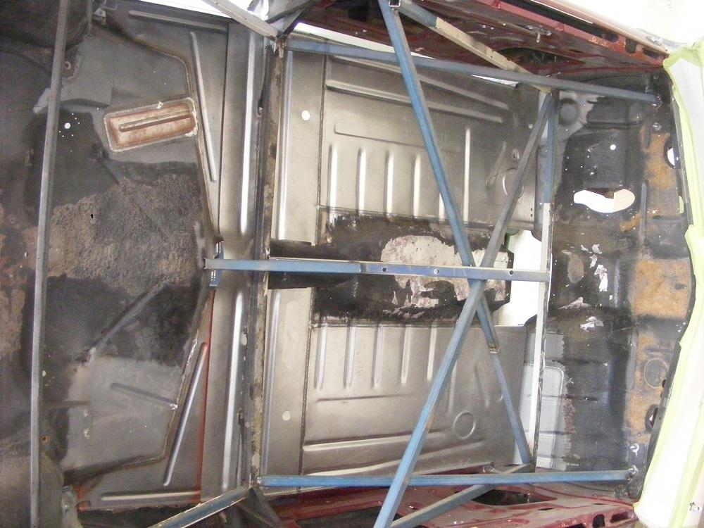 Fabrication Repairs 13