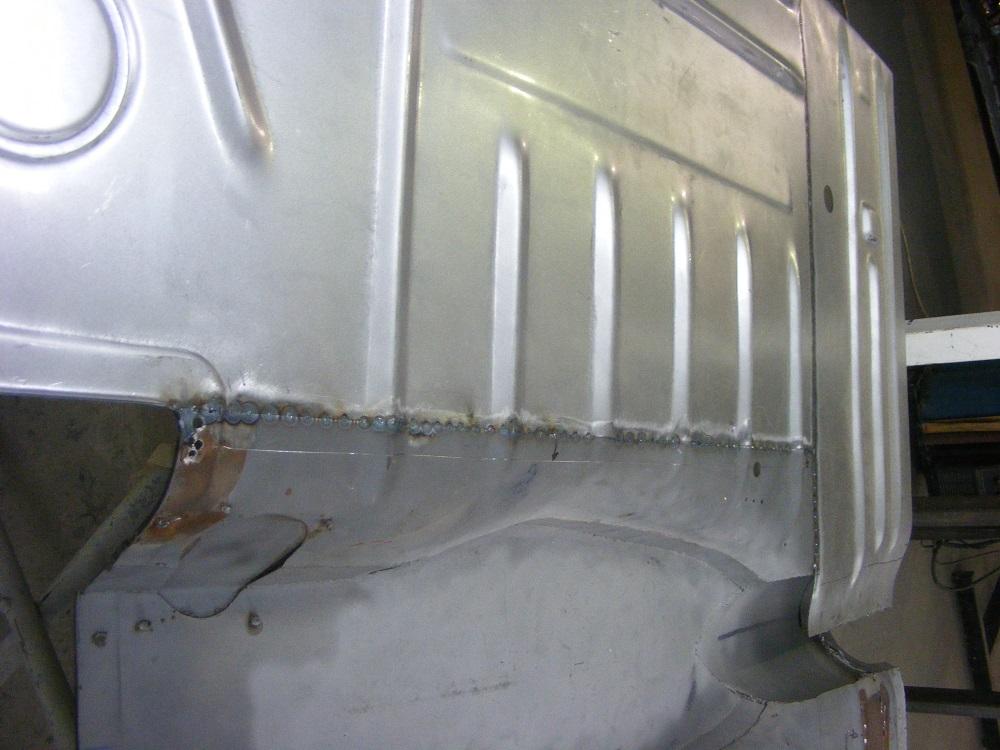 Fabrication Repairs 8