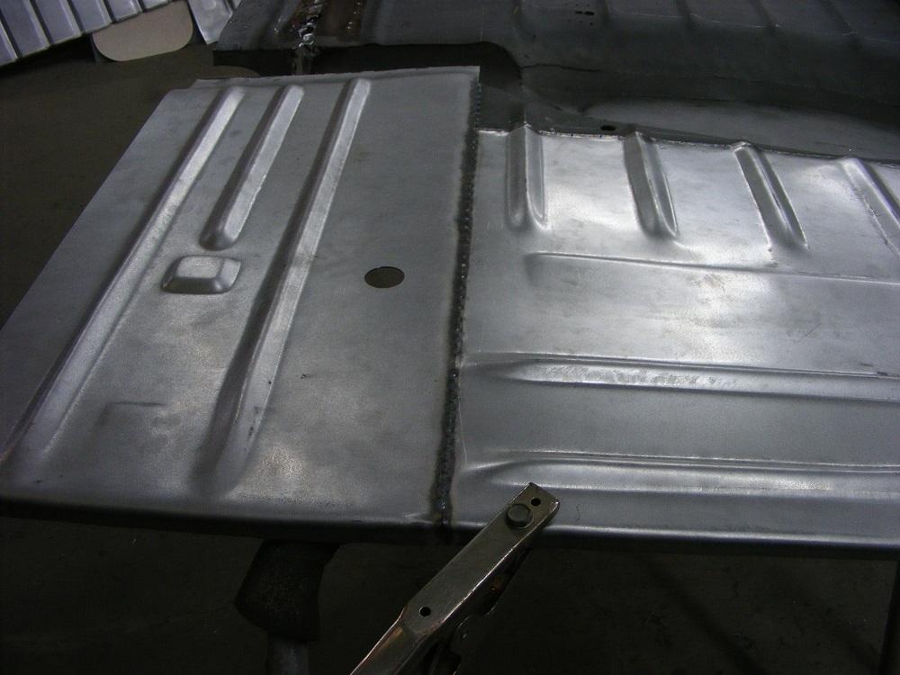 Fabrication Repairs 9