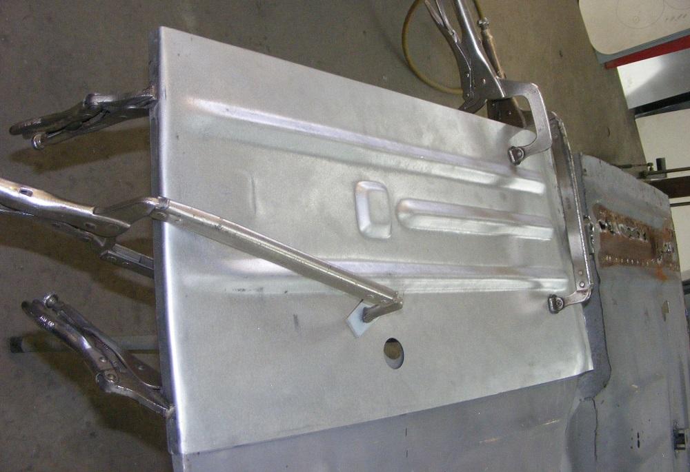 Fabrication Repairs 6