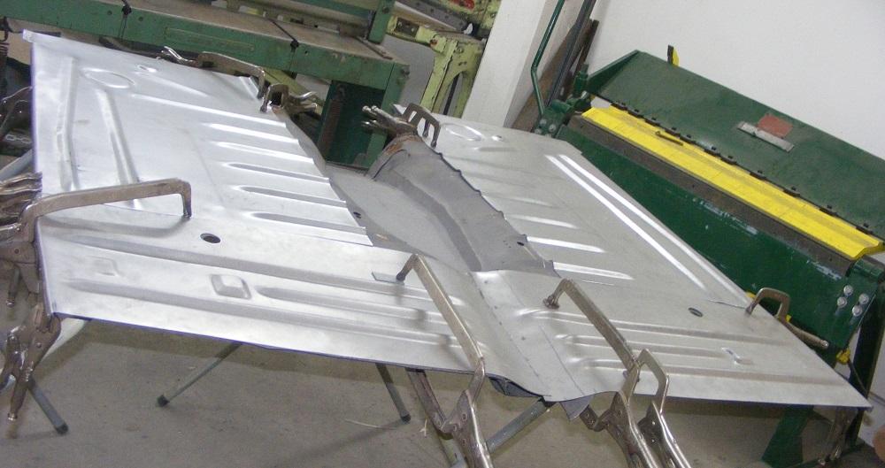 Fabrication Repairs 7