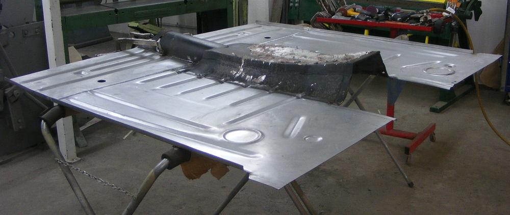 Fabrication Repairs 12