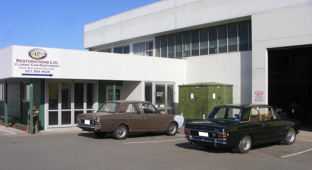 TR Cortina's
