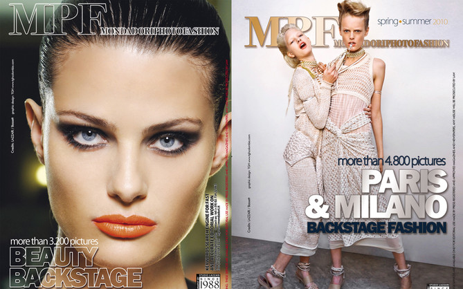 Paris & Milan Trend Covers