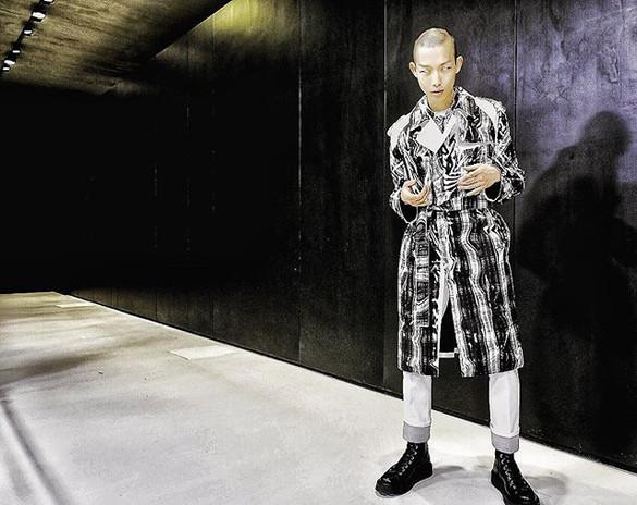 #Fashion #designer _neilbarrett celebrat