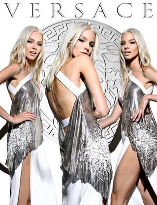 Versace with Sasha