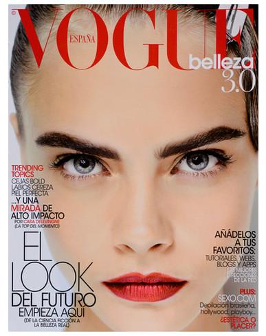 Vogue Spain Cara Delevingne