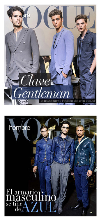 Vogue Mexico Hombre