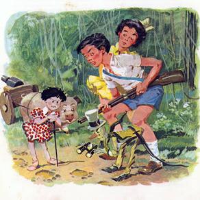 Dia de Monteiro Lobato e do Livro Infantil