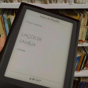 A tecnologia alcança a nossa biblioteca: chegaram os novos Levs!
