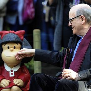 O criador da Mafalda em 10 curiosidades