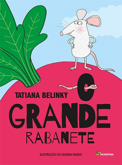 Nova capa da edição ilustrada pela Silvana Rando