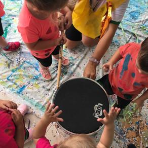 O zum-zum-zum do carnaval do Infantil!