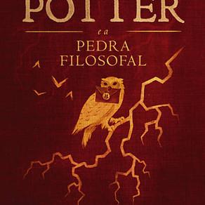 Harry Potter em capa dura no Brasil
