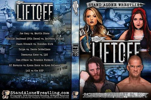 SAW LIFTOFF DVD