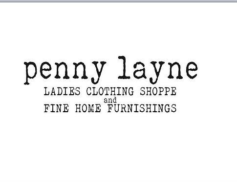 Penny Layne Gift Card