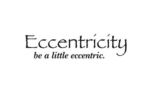 Eccentricity Gift Card