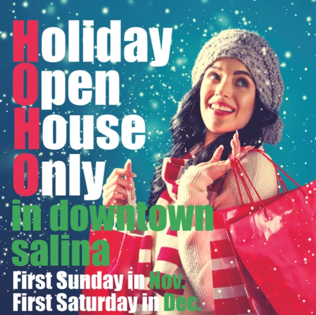 Holiday Open Houses