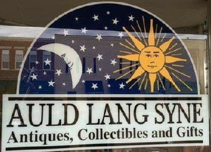 Auld Lang Syne Gift Card