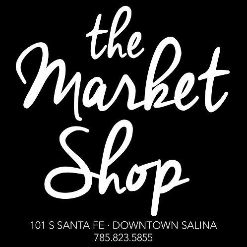 The Market Shop ($25)