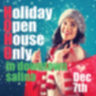 Holiday Open House Website square DEC.jp