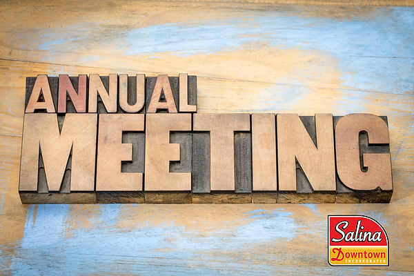 Salina Downtown Annual Meeting