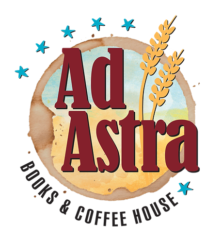 Ad Astra Books and Coffeehouse ($25)