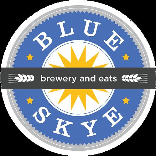 Blue Skye Brewery & Eats ($25)
