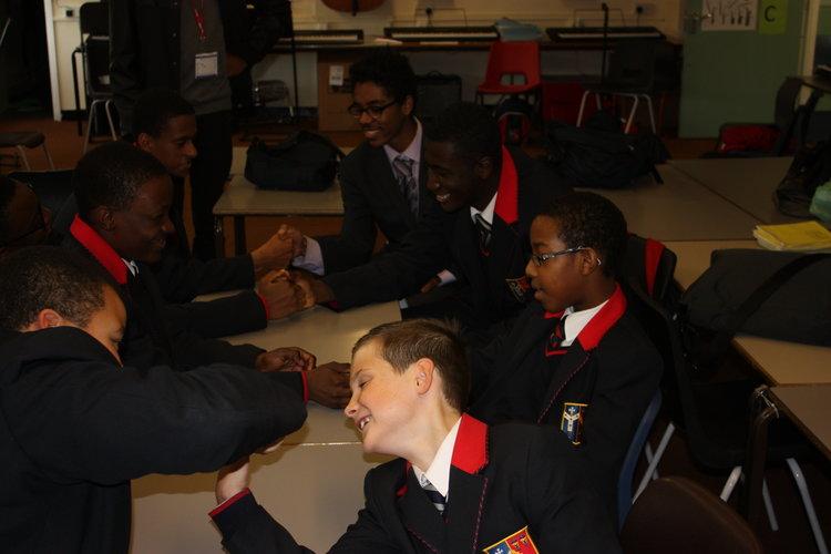 Pegasus+Opera+Music+Mentoring+Programme+Archbishop+Tenisons+School