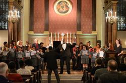 Pegasus+Opera+Community+Choir++with+Ronald+Samm+'It+Ain't+Neccesarily+so++-+Celebrate+Concert+Octobe