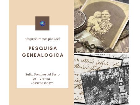 Ricerca Genealogica