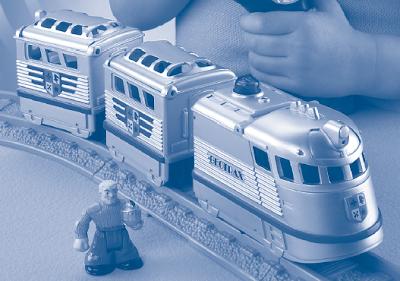 [PlayPOD] RC Train Set