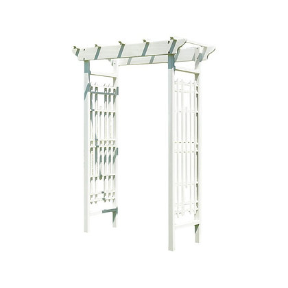 Ceremony Arbor, White