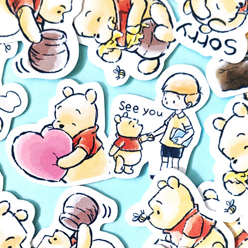 Winnie The Pooh Minis [64]