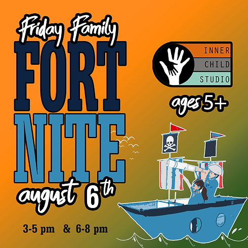 """Family """"Fort-Nite"""" Friday {Afternoon}"""