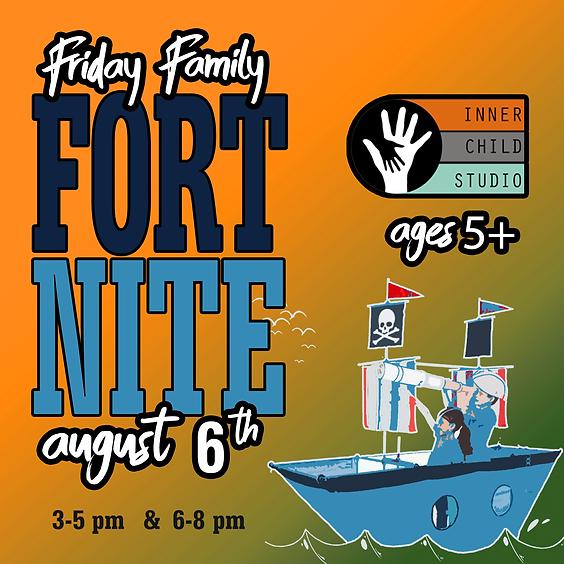 """Family """"Fort-Nite"""" Friday"""