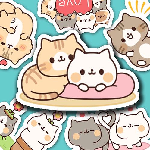Sweet Kitten Friends [40]