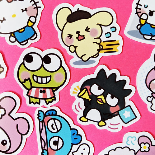 Sanrio Friends [38]