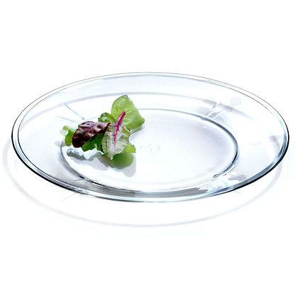 "10.5"" Glass Dinner Plate"