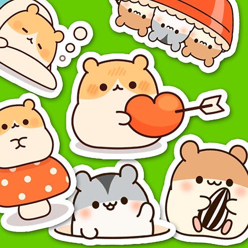 Hamster Friends [38]