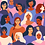 Thumbnail: Faces of Women Sticker Sheets