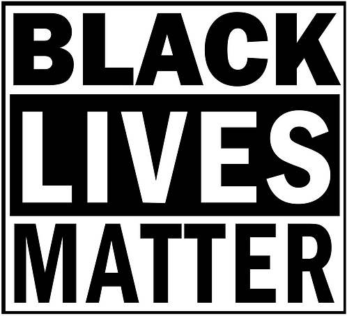 Black Lives Matter Car Decal