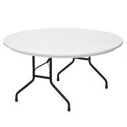 "60"" Round Folding Table"